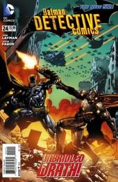 Detective Comics (2011) -24- State of Shock