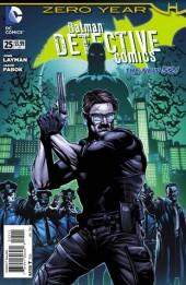Detective Comics (2011) -25- Whistleblower's Blues