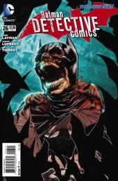 Detective Comics (2011) -26- Crown of fear
