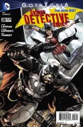 Detective Comics (2011) -28- Gothtopia part 2