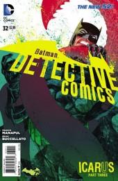 Detective Comics (2011) -32- Icarus part 3