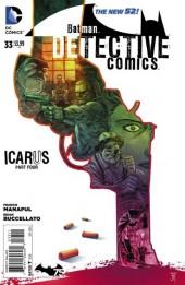 Detective Comics (2011) -33- Icarus part 4