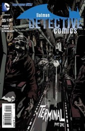 Detective Comics (2011) -35- Terminal part 1
