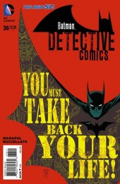 Detective Comics (2011) -38- Anarky part 2