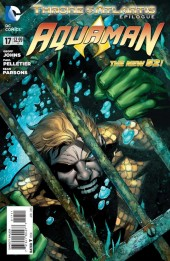 Aquaman (2011) -17- Throne Of Atlantis: Epilogue