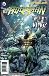Aquaman (2011) -18- Death of a King: Chapter One