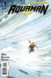 Aquaman (2011) -21- Death of a King: Chapter Three - Confrontation