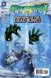 Aquaman (2011) -22- Death of a King: Chapter Four