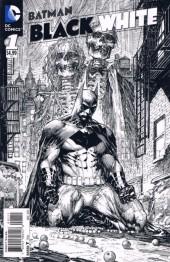 Batman Black and White (2013) -1- Black & White