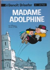Benoît Brisefer -2e2014- Madame Adolphine