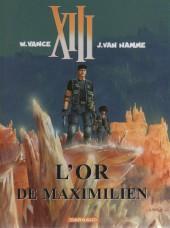 XIII -17a2015- L'or de Maximilien