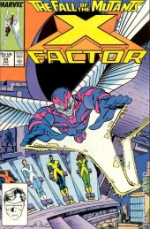 X-Factor (Marvel comics - 1986) -24- Masks