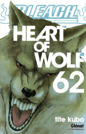 Bleach -62- Heart of Wolf