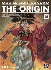 Mobile Suit Gundam - The Origin -18- Lalah - 2e partie