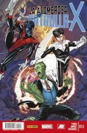La asombrosa Patrulla-X -13- Encanto Escolar