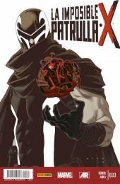 La imposible Patrulla-X -33- Pecado Original: El Testamento de Charles Xavier. Parte 6