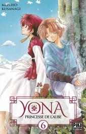 Yona, princesse de l'aube -6- Tome 6
