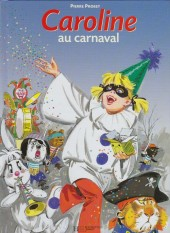 Caroline -27a- Caroline au carnaval
