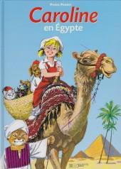 Caroline -26a- Caroline en Égypte