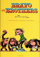 Spirou et Fantasio -HCpub- Bravo les brothers