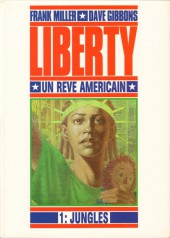 Liberty - Martha Washington
