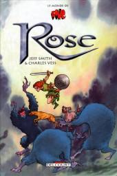 Bone (Delcourt, en couleurs) -HS- Rose