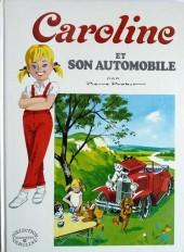 Caroline -5a- Caroline et son automobile