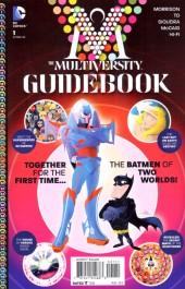 Multiversity (The) (2014) - The Multiversity Guidebook