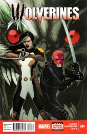 Wolverines (2015) -4- Issue 4