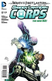 Green Lantern Corps (2011) -17- Wrath of the First Lantern, Part Two