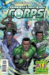 Green Lantern Corps (2011) -18- Wrath of the First Lantern, Part Six