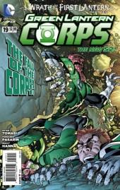 Green Lantern Corps (2011) -19- Wrath of the First Lantern, Part Ten