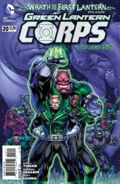 Green Lantern Corps (2011) -20- Coda