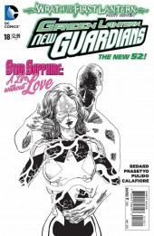 Green Lantern: New Guardians (DC Comics - 2011) -18- Wrath of the First Lantern, Part Seven