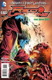 Red Lanterns (2011) -17- Wrath of the First Lantern, Part Four