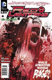 Red Lanterns (2011) -18- Wrath of the First Lantern, Part Eight