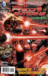 Red Lanterns (2011) -19- The Death of Atrocitus