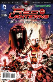 Red Lanterns (2011) -20- A Death Long Coming...