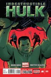 Indestructible Hulk (2013) -9- Blind rage: part 1