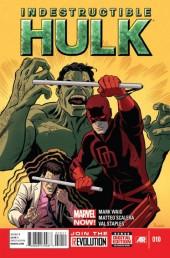 Indestructible Hulk (2013) -10- Blind rage: part 2