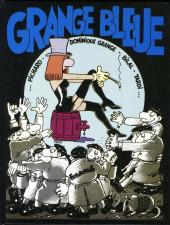Grange bleue - Grange Bleue