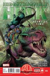 Indestructible Hulk (2013) -12- Agent of T.I.M.E. part 2