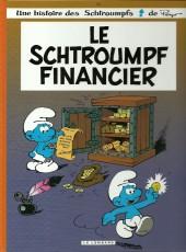 Les schtroumpfs -16d2009- Le Schtroumpf financier