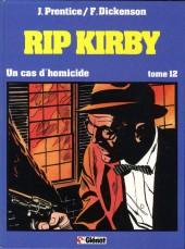 Rip Kirby -12- Un cas d'homicide