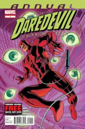 Daredevil Vol. 3 (Marvel - 2011) -AN01- Clandestine - A tourist in Hell