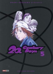 20th Century Boys - Deluxe -5- Tome 5