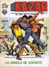 Ka-Zar (Vol. 1) -5- La jungla de asfalto