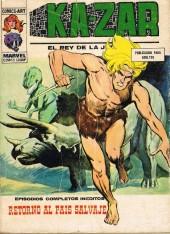 Ka-Zar (Vol. 1) -8- Retorno al pais salvage