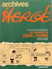 Archives Hergé - Tome 2