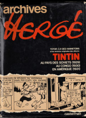Archives Hergé - Tome 1
